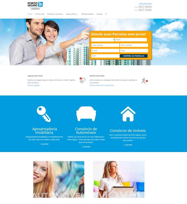 Criação de Site e Webdesign