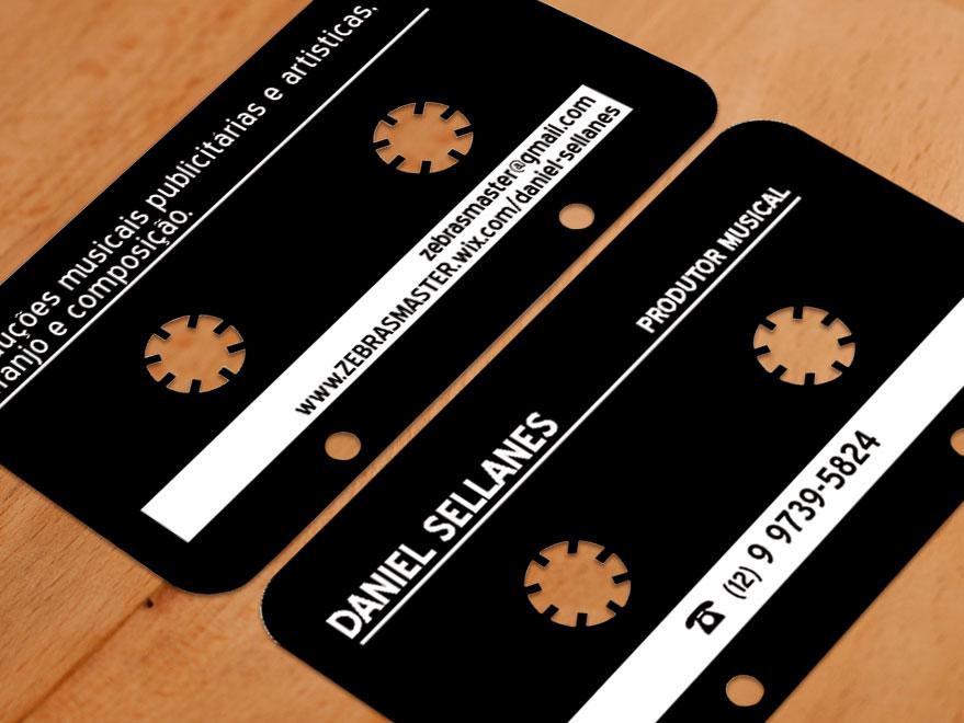Cartão de Visita Corte Especial