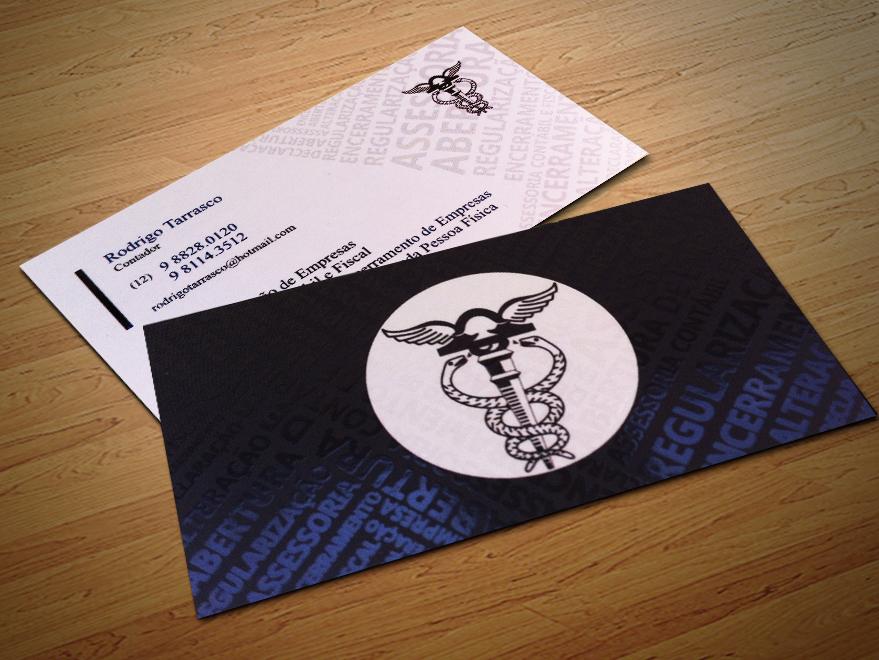 Cartão de Visita Contador