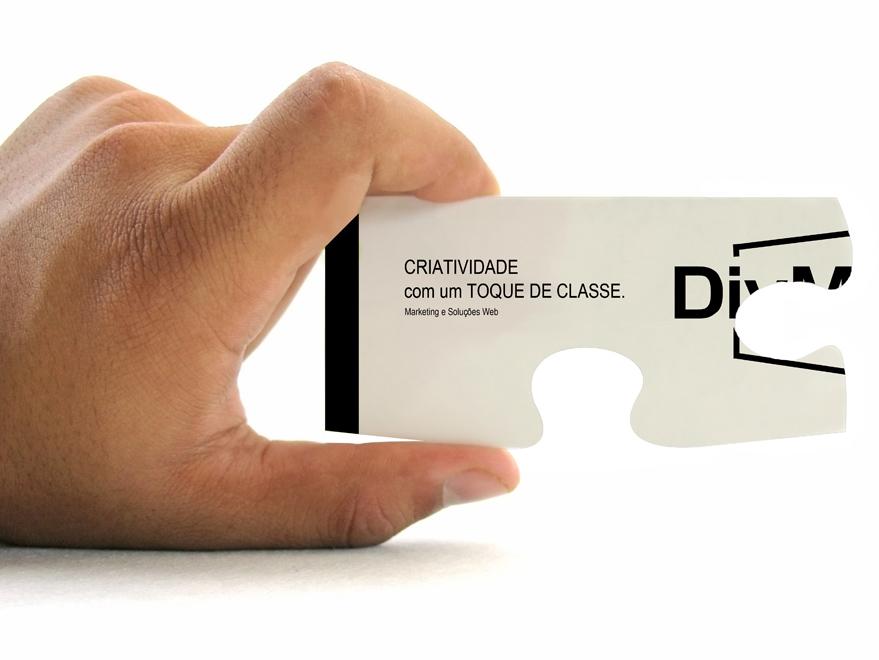 Cartão de Visita Criativos