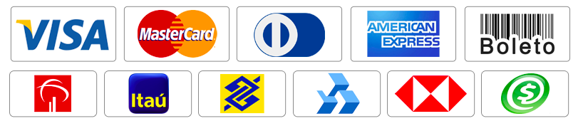 Bandeiras Pagamento Creatio