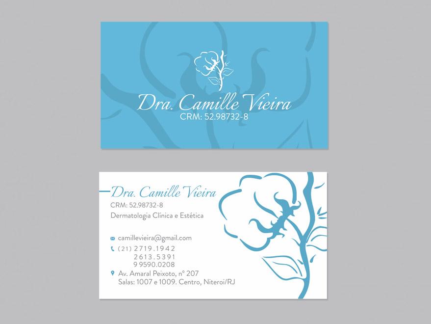 Cartão de Visita Estética