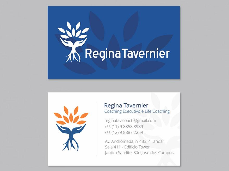 Cartão de Visita Coach